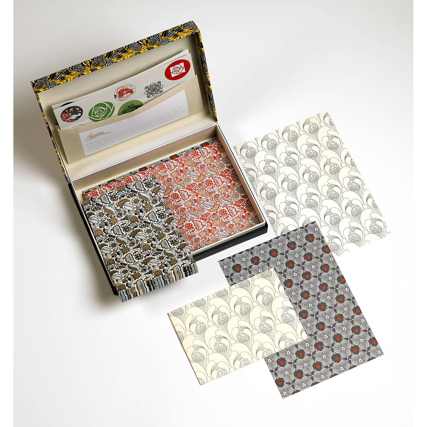 Letter Writing Set - Vienna 1900 - Briefpapierset