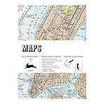 Gift Wrap Book 60 - Maps