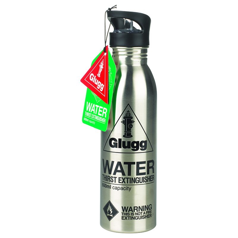 SilverThirst Extinguisher Water Bottle