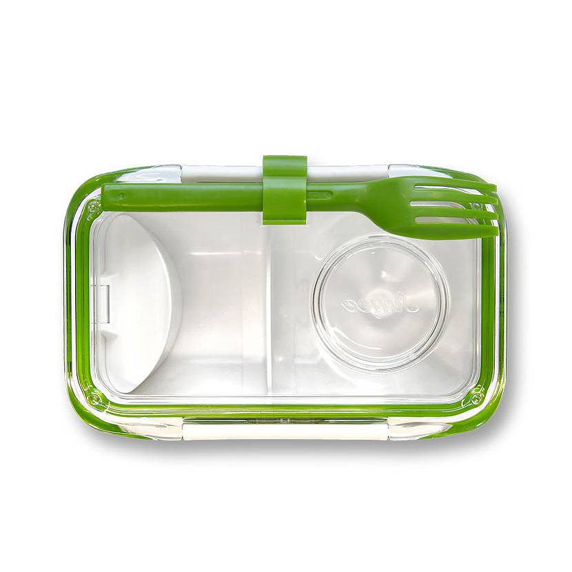 Bento Box White/Lime