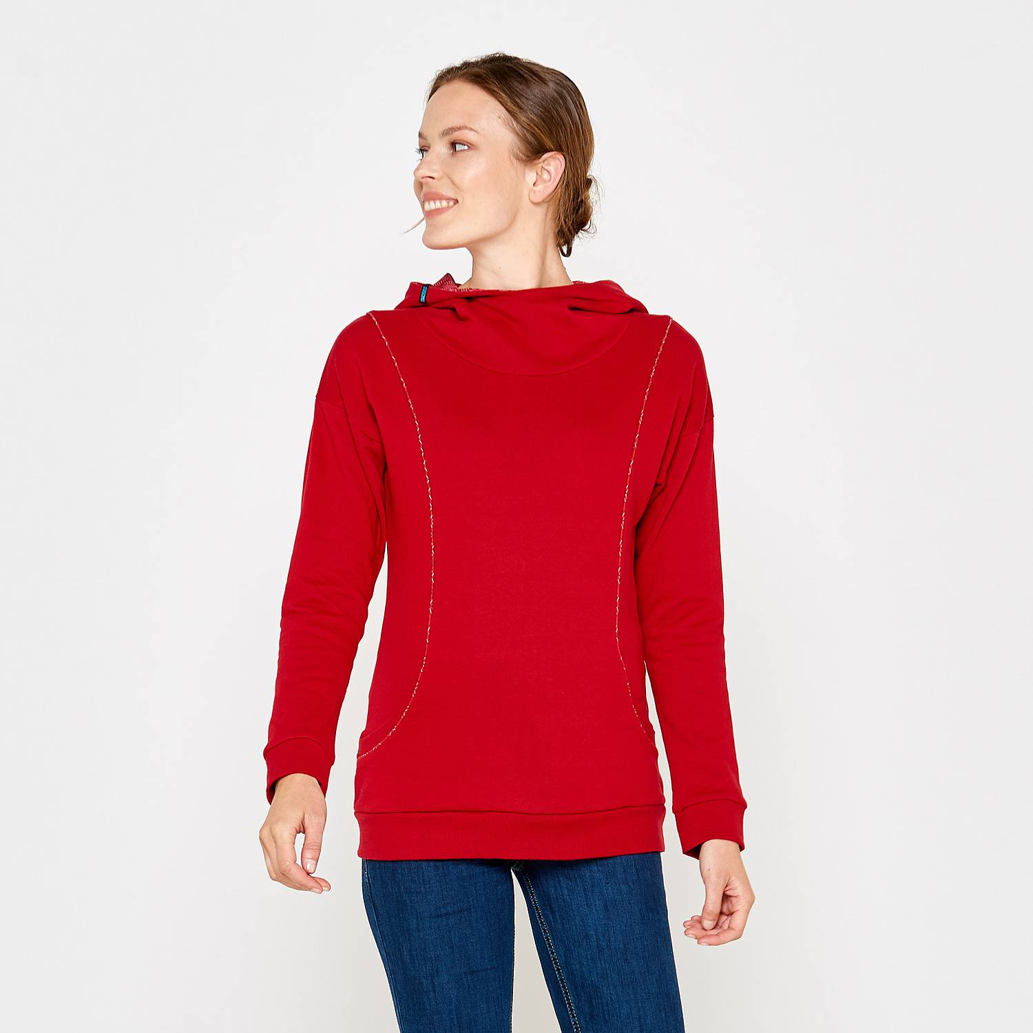 Pullover Cisa berry