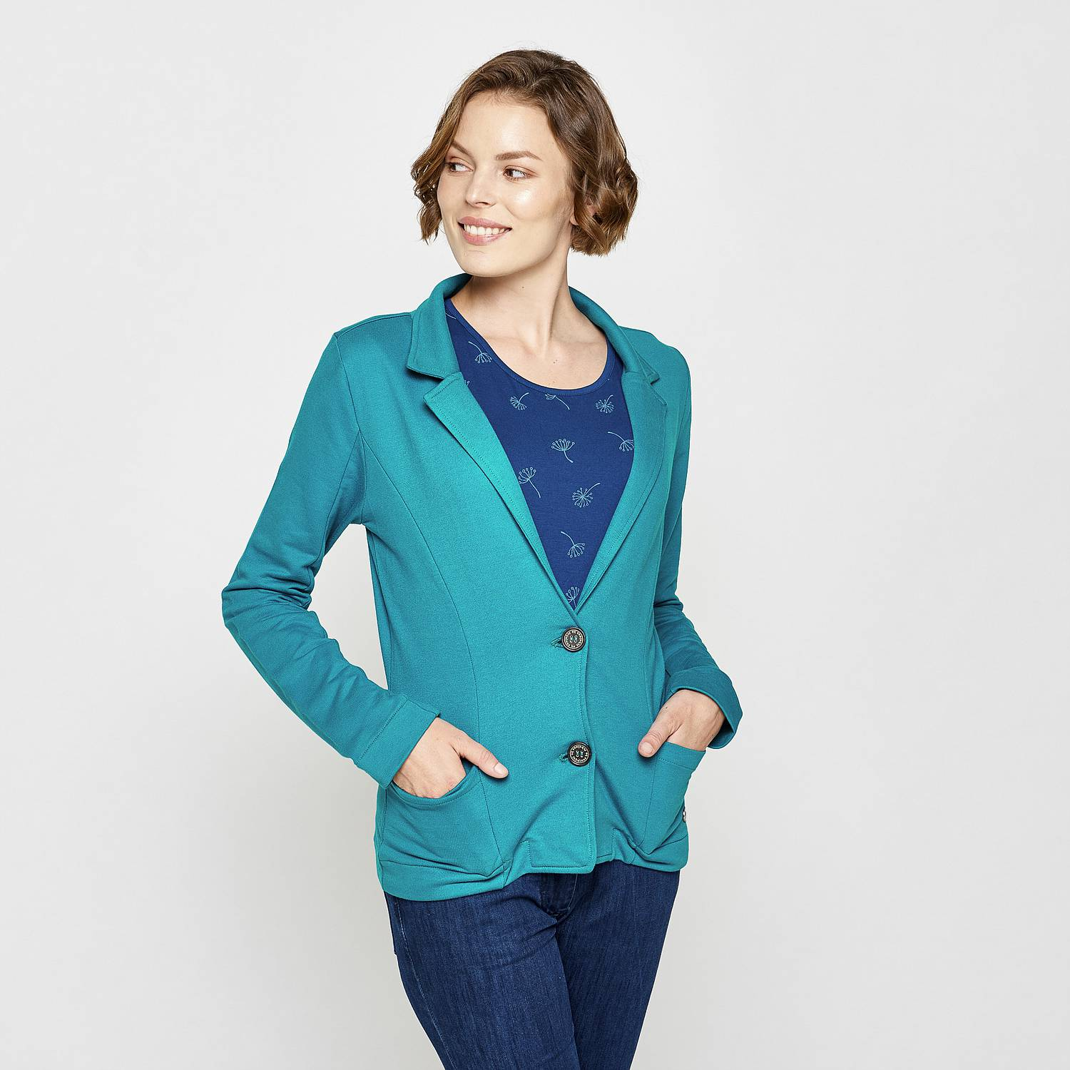 Blazer Nika aquatic