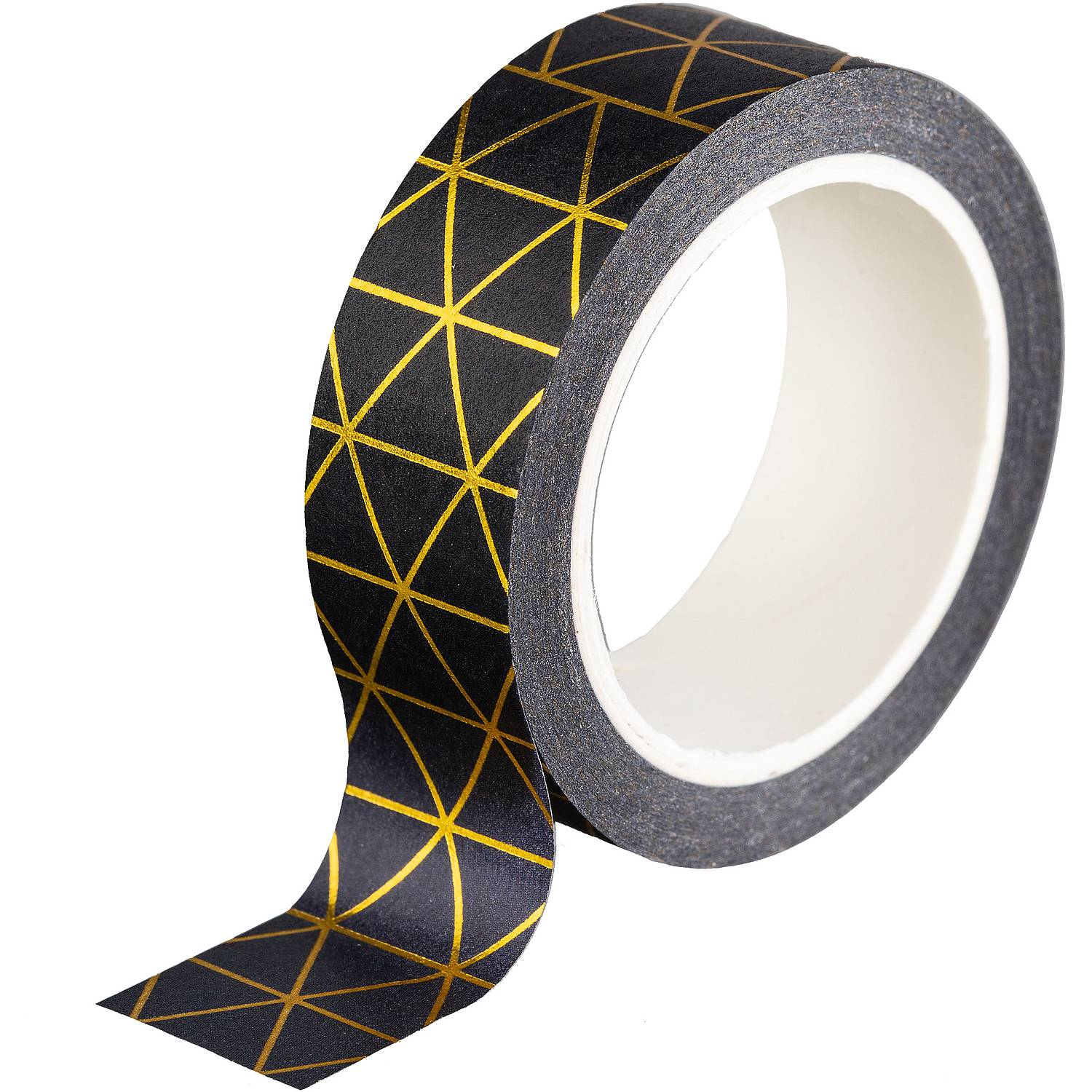 Washi Tape - Graphisch dunkelblau