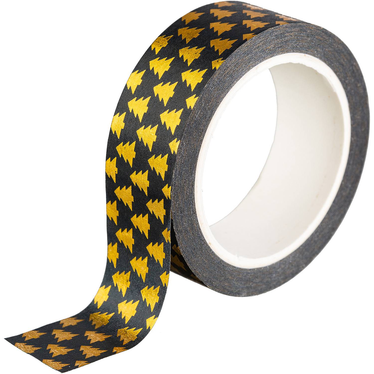 Washi Tape - Oh Tannenbaum, gold
