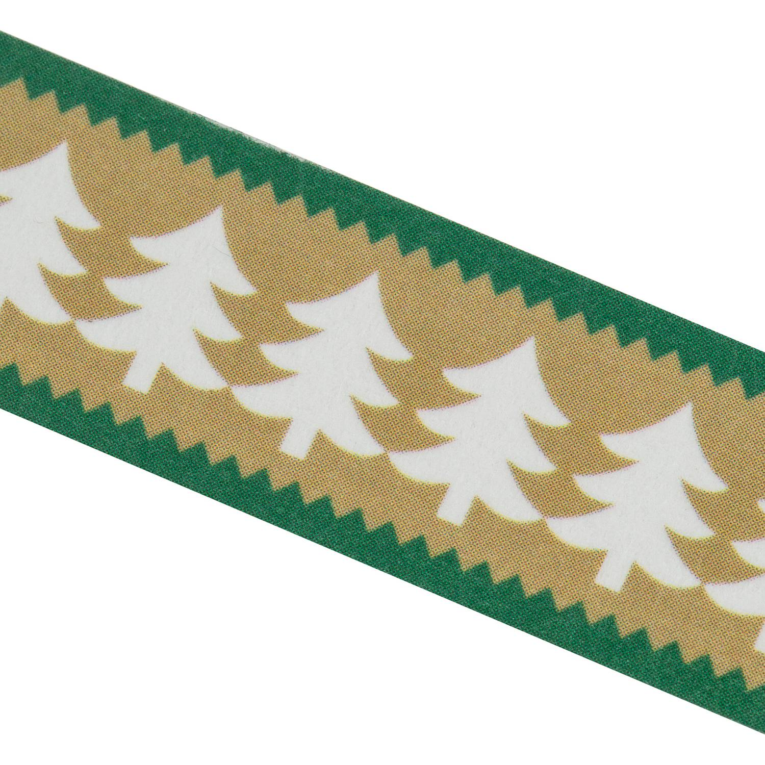 Washi Tape - Goldene Tanne