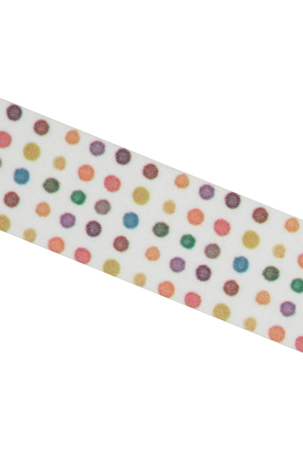 Washi Tape - Bunte Pünktchen