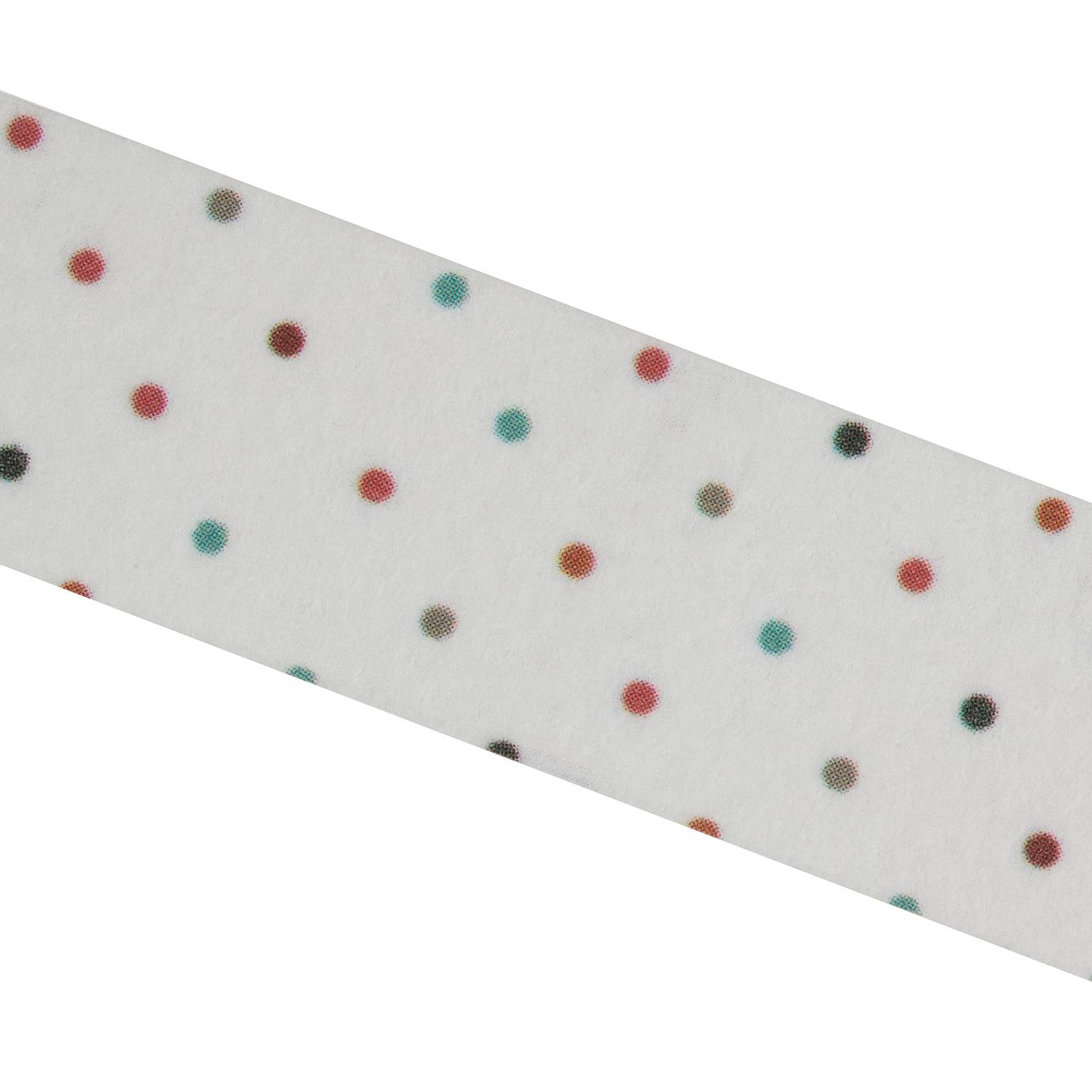 Washi Tape COLORFUL DOTS