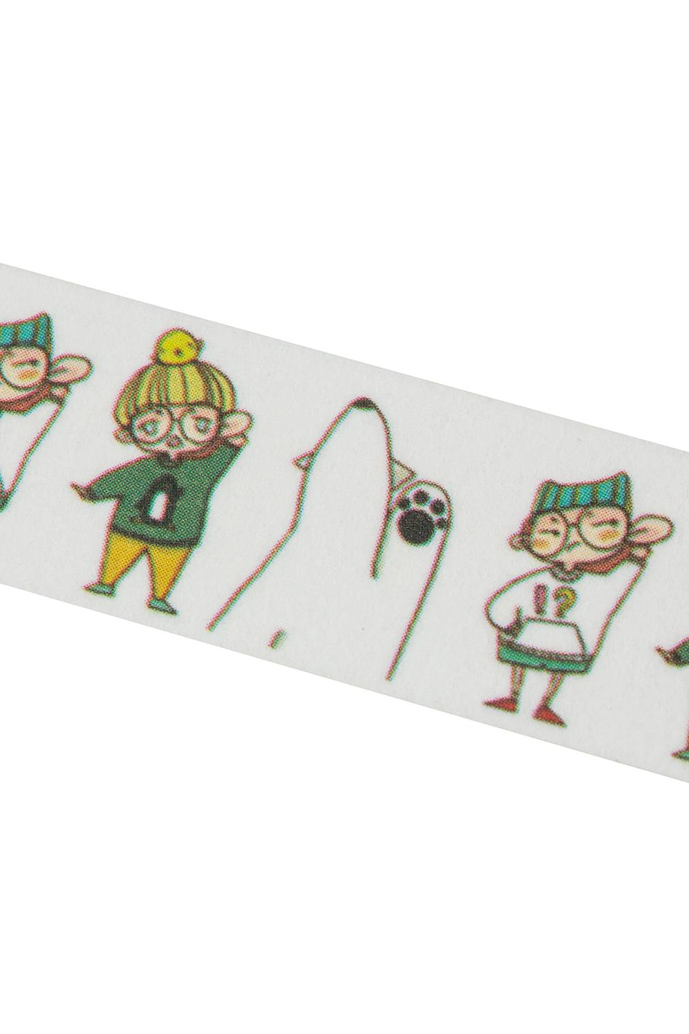 Washi Tape COMIC ALASKA