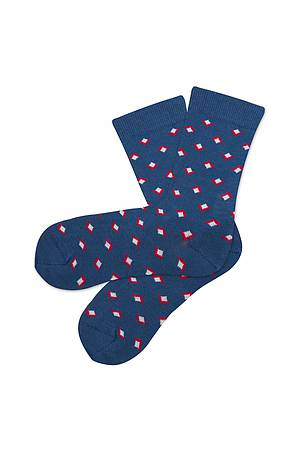 Socken Diamond navy