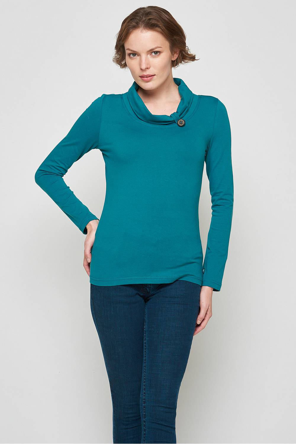Pullover Diana petrol