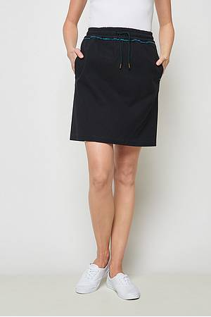 Mini skirt Diadem black