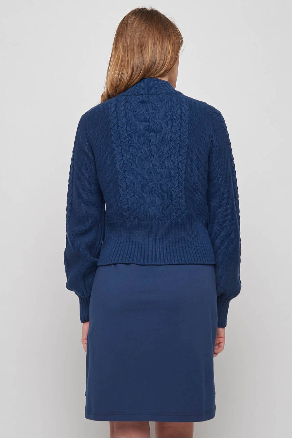 Strickjacke Atria navy