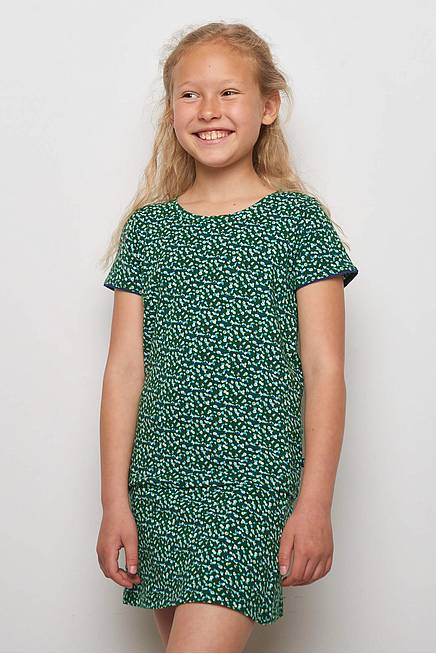 Jersey Shirt LILLY green peas