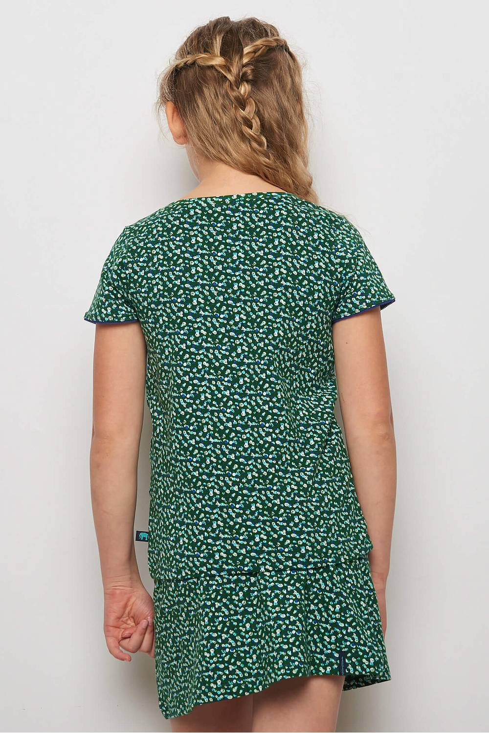 Jersey-Shirt »Lilly« green peas