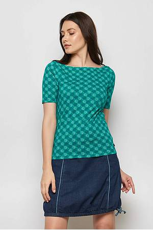 Jersey-Shirt OLEKA green ball