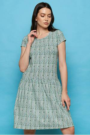 Jersey-Kleid »Kali« green highway