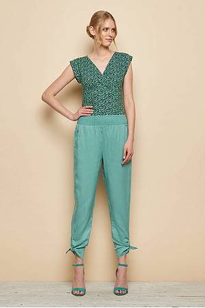 Tencel™ Trousers KIMARA neptune