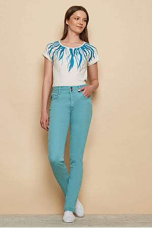 Stretch Denim Skinny Jeans MAHLIA nile