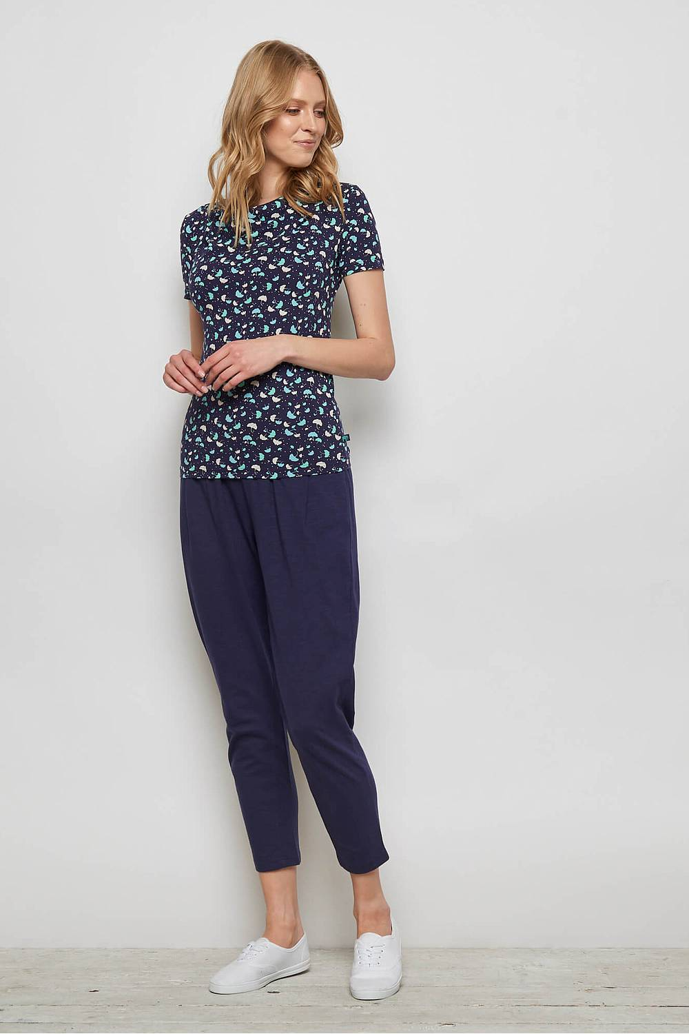 Jersey Shirt VITISA navy ray