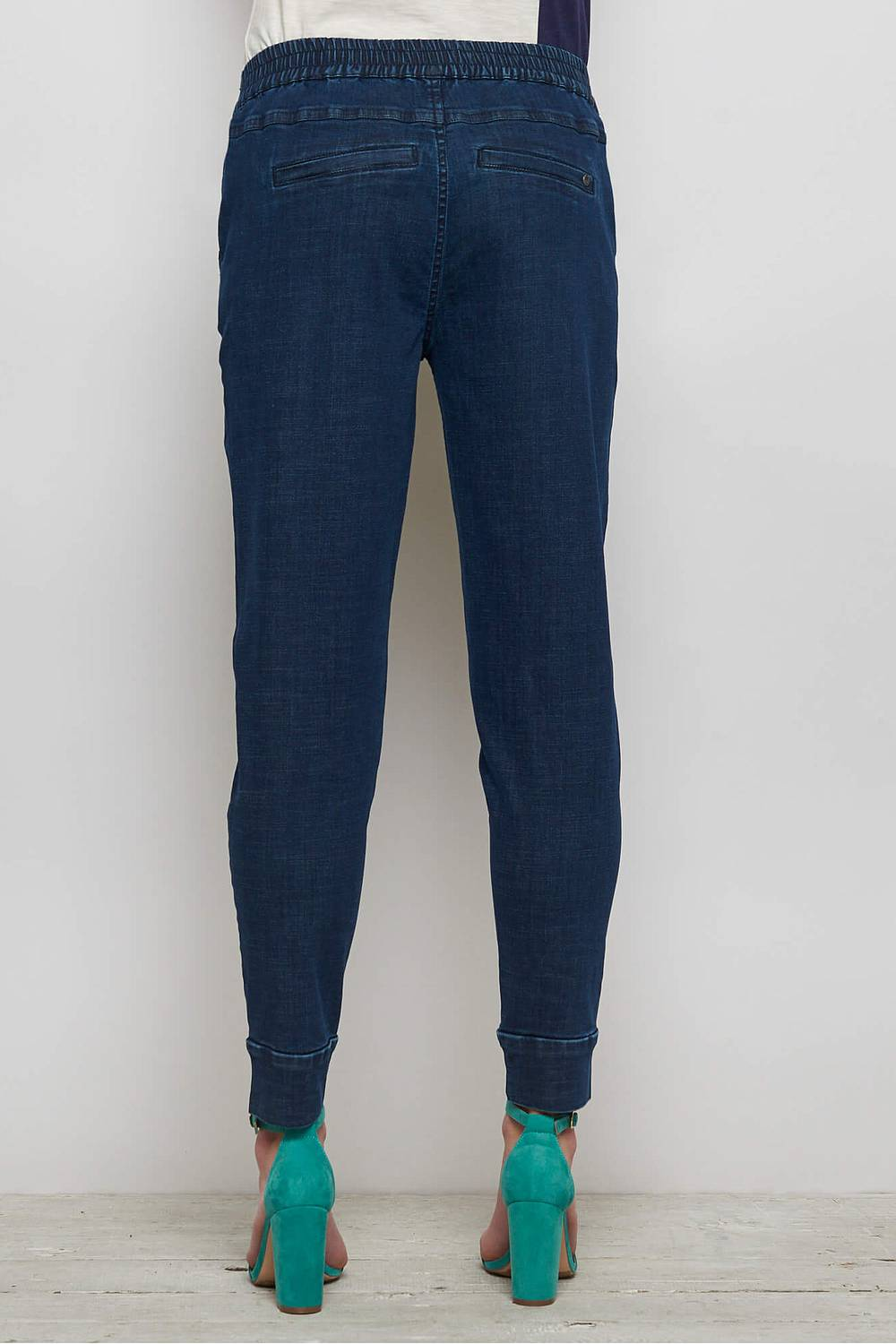 Stretch‑Denim-Hose »Adonia« dark indigo