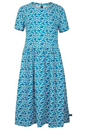 Jersey-Kleid »Bettina« blue aeroplane