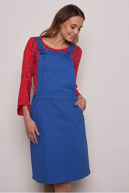 Jeans Dress JANNY blue