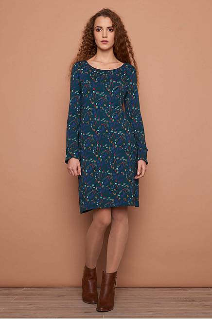 Jersey Dress HILDE flower