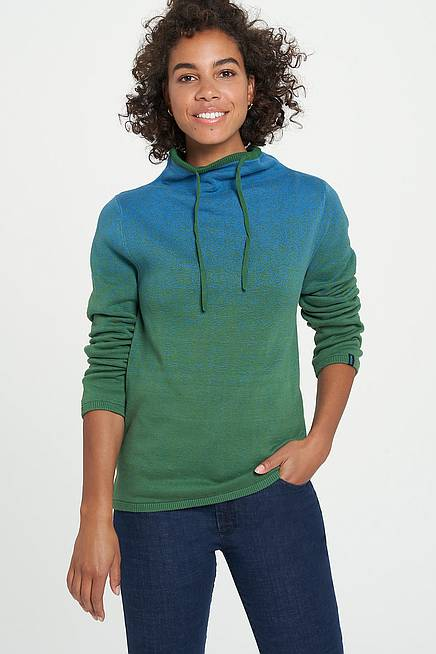 Knitted Sweater MIRA green