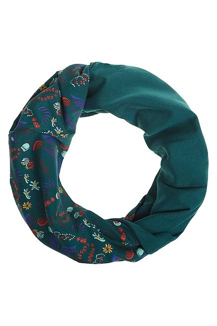 Loop Scarf DEVANA flower