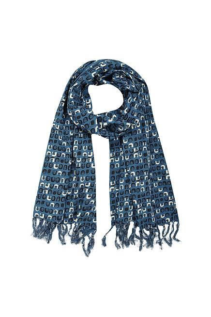 EcoVero Scarf ARTUME faces