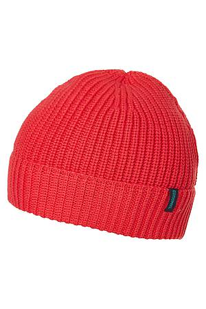 Knitted Beanie TILDA red