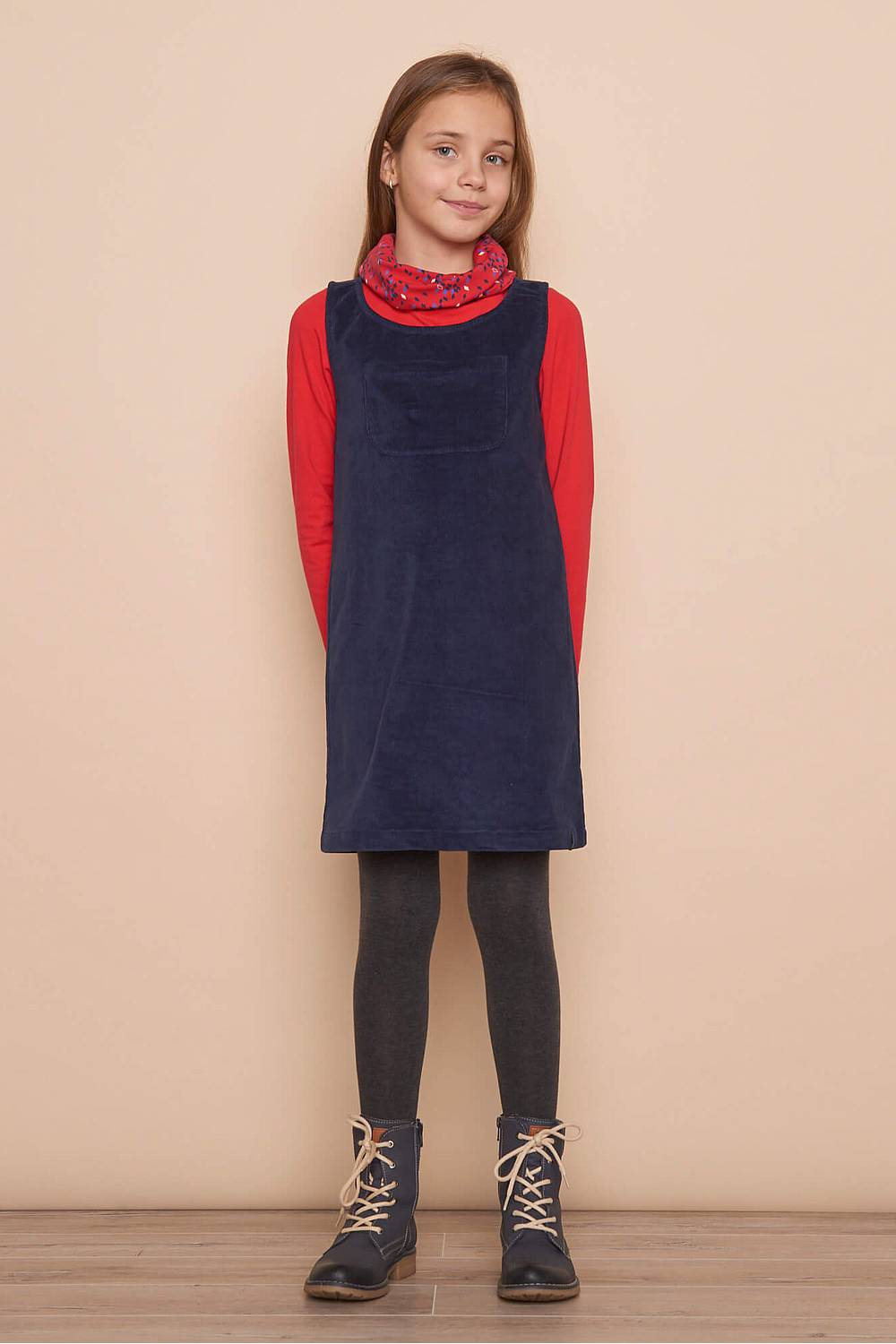 Jeans Dress WIEKA navy