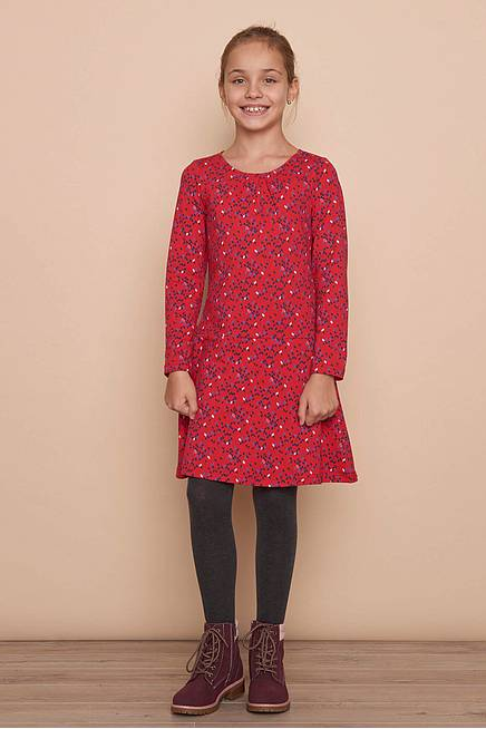 Jerseykleid TRINA red kite