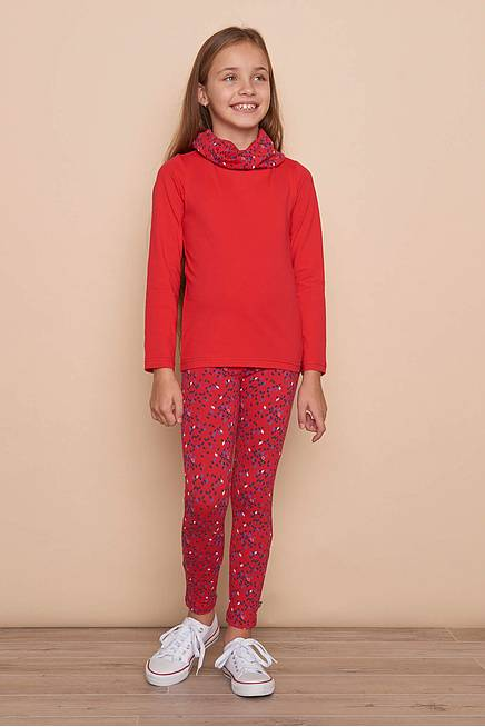 Jersey Leggins KOALA red kite