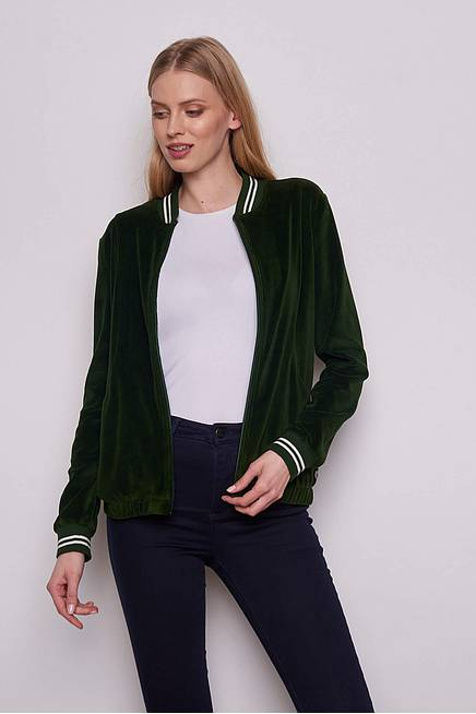 Nicki Jacket SVEA forest