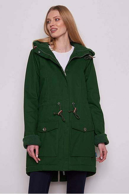 Twilljacke JUNA  forest