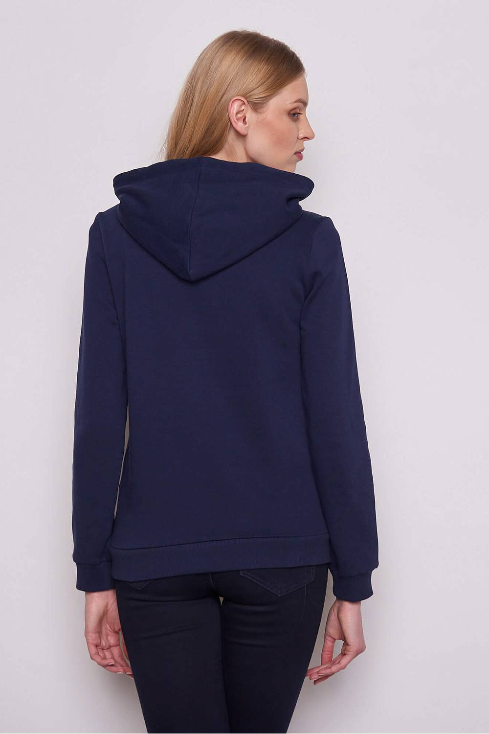 Sweater     navy conciencia