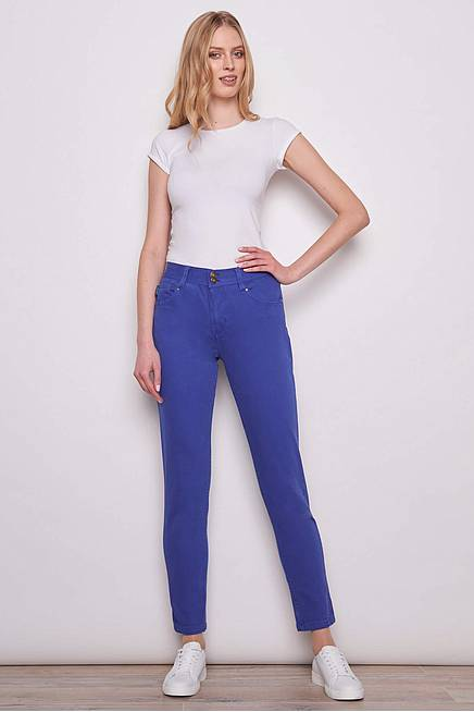 Skinny Jeans     blue