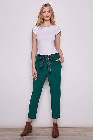 Cord Trousers MARIT pine