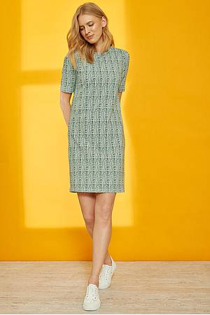 Jersey-Kleid »Ona« green highway