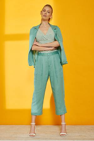 Tencel™ Trousers MARULA neptune