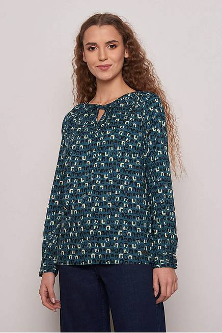 EcoVero Blouse ELIN  faces