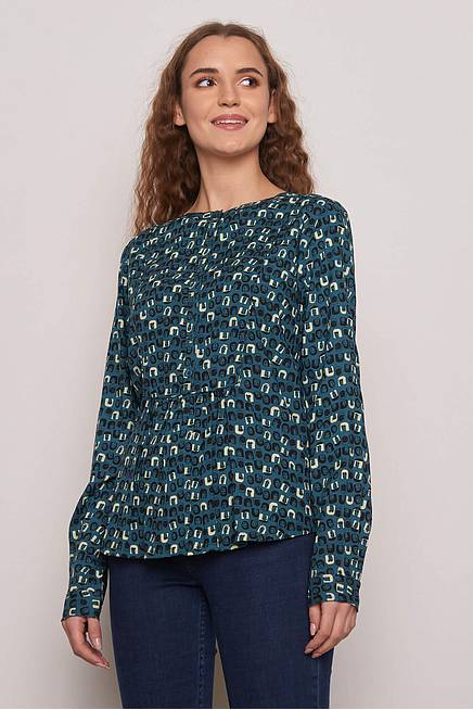 EcoVero Blouse TINE  faces
