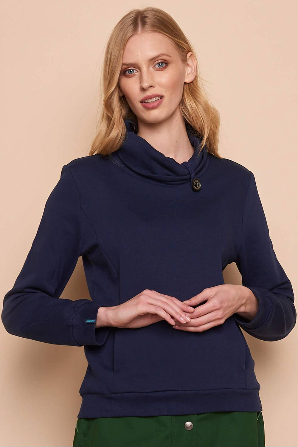 Sweater ANLIN  navy