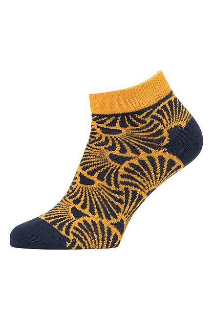 Stricksocken honey