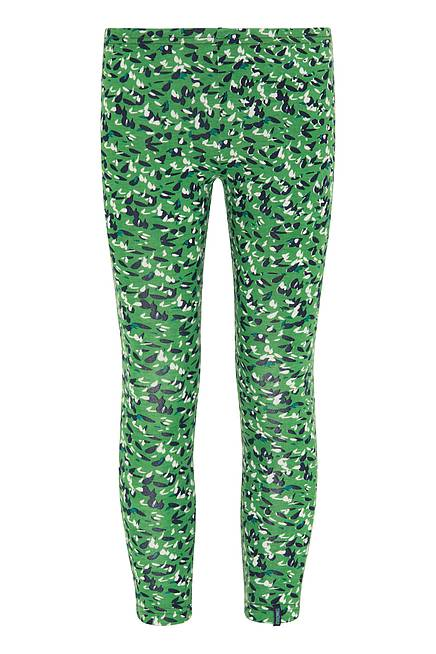 Jersey-Leggings für Kids leaf