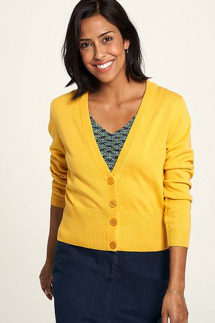 Cardigan  honey