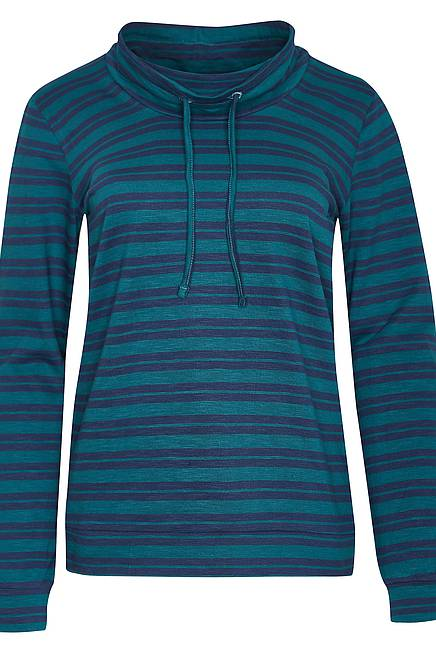 Sweater JARLA  pine stripes