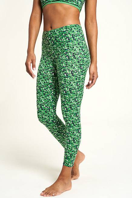 Jersey Leggings leaf