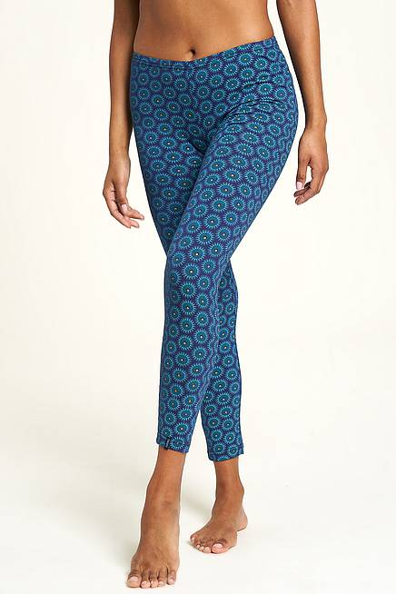 Jersey Leggings sundial navy